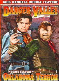 Jack Randall: Danger Valley/Oklahoma Terror - (Region 1 Import DVD)