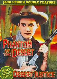 Jack Perrin: Desert Justice/Phantom of the Desert - (Region 1 Import DVD)