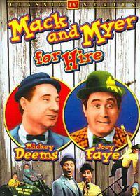Mack & Meyer for Hire - (Region 1 Import DVD)