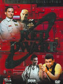 Red Dwarf Complete Collection - (Region 1 Import DVD)