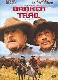 Broken Trail - (Region 1 Import DVD)