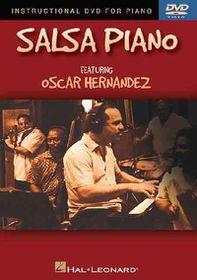 Salsa Piano - (Region 1 Import DVD)