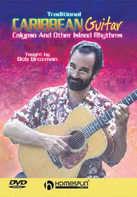 Traditional Caribbean Guitar:Calypso - (Region 1 Import DVD)