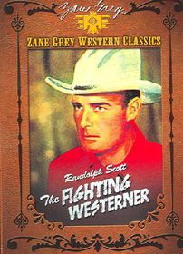 Fighting Westerner - (Region 1 Import DVD)