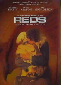 Reds:25th Anniversary Edition - (Region 1 Import DVD)