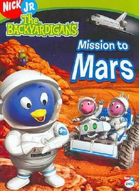 Backyardigans:Mission to Mars - (Region 1 Import DVD)