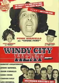 Windy City Heat - (Region 1 Import DVD)