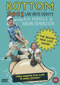 Bottom Live 4 - 2001 An Arse Oddity - (Australian Import DVD)