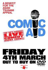 Comic Aid-Live & Uncut - (Import DVD)