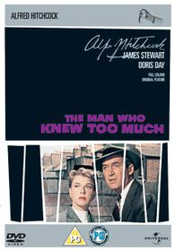 Man Who Knew Too Much (1956) - (Import DVD)