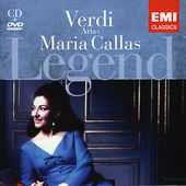 Callas Maria - Legend (CD + DVD)
