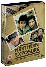 Northern Exposure - Series 4 (Import DVD)
