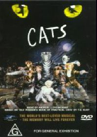 Cats - (Australian Import DVD)