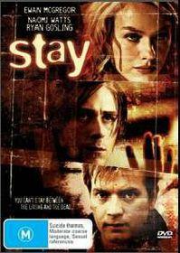 Stay - (DVD)