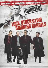 Lock, Stock and Two Smoking Barrels: Locked 'N Loaded Director's Cut - (Region 1 Import DVD)