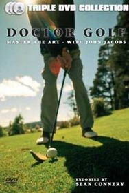 Doctor Golf - Master The Art With John Jacobs (3 Disc Set) - (DVD)