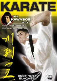 Karate the Kawasoe Way V1-V4 (2 Discs) - (Import DVD)