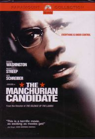 The Manchurian Candidate (DVD)
