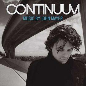 Mayer John - Continuum (CD)