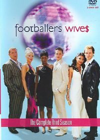 Footballer's Wives Season 3 - (Region 1 Import DVD)