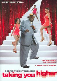Cedric the Entertainer: Taking You Higher - (Region 1 Import DVD)
