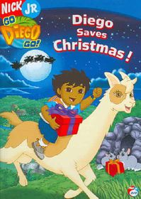 Go Dieo Go:Diego Saves Christmas - (Region 1 Import DVD)