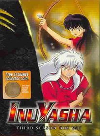 Inuyasha Vol 3 - (Region 1 Import DVD)