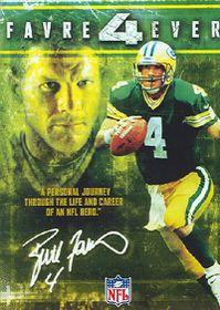 Nfl Brett Favre Forever - (Region 1 Import DVD)