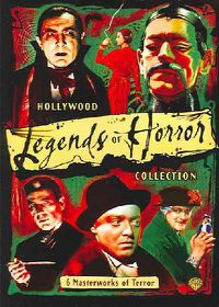 Hollywood's Legends of Horror Collection - (Region 1 Import DVD)