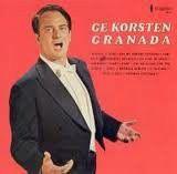 Ge Korsten - Granada (CD)