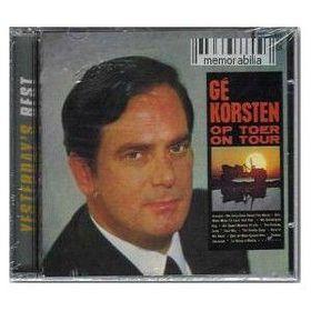 Ge Korsten - Op Toer (CD)