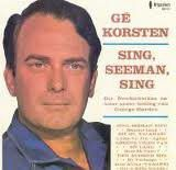 Ge Korsten - Sing, Seeman, Sing (CD)