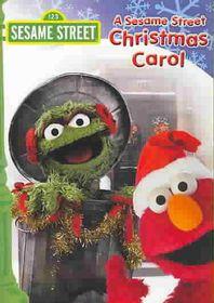 Sesame Street Christmas Carol - (Region 1 Import DVD)