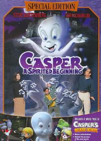Casper: A Spirited Beginning Deluxe Edition - (Region 1 Import DVD)