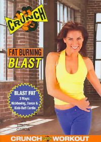 Crunch:Fat Burning Blast - (Region 1 Import DVD)