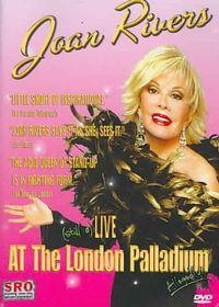 Joan Rivers - Live at the London Palladium - (Australian Import DVD)
