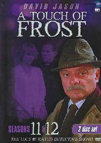 Touch of Frost Seasons 11 & 12 - (Region 1 Import DVD)