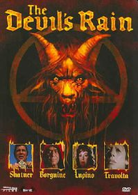 Devil's Rain - (Region 1 Import DVD)