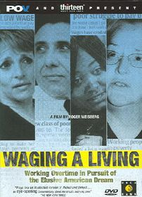 Waging a Living - (Region 1 Import DVD)