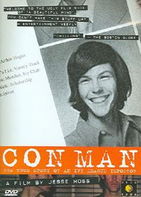 Con Man - (Region 1 Import DVD)