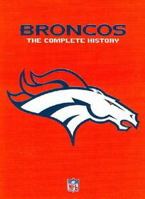 Nfl History of the Denver Broncos - (Region 1 Import DVD)
