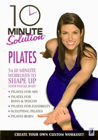 10 Minute Solution: Pilates - (Import DVD)