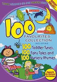 100 Favourites Collection - (Import DVD)