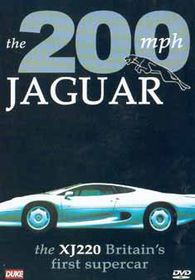 200 Mph Jaguar - (Import DVD)