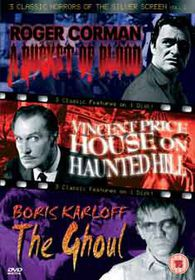3 Classic Horrors of the Silver Screen: Volume 2 - (Import DVD)