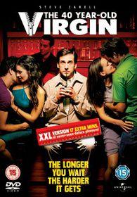 40 Year Old Virgin - (Import DVD)