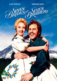 7 Brides For 7 Brothers - (Import DVD)