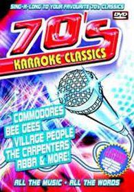 70S Karaoke Classics - (Import DVD)