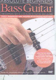 Absolute Beginners Bass Guitar - (Import DVD)