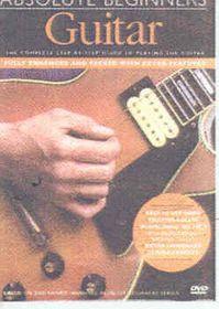 Absolute Beginners Guitar - (Import DVD)